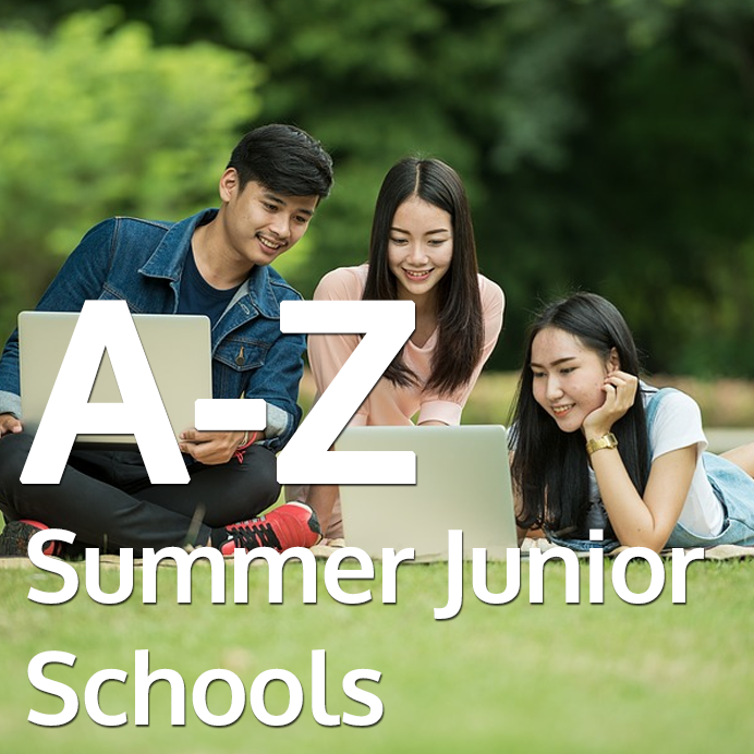 A-Z List of All Summer Junior Schools in UK