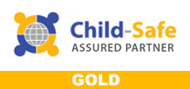 Child Safe International Gold Badge Acreddited Partner