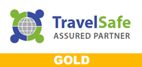 Travel Safe International Gold Badge Acreddited Partner